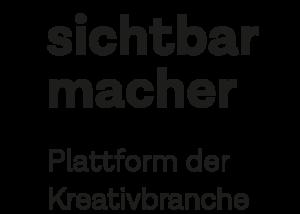 Logo_Schriftzug_DieSichtbarmacher_PlattformderKreativbrancheOberkärnten